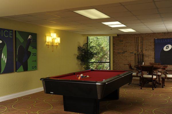 11 Billiards Addington Place At College Harbor